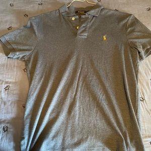 Polo dress shirt